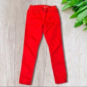 Crewcuts Red Everyday Jeans
